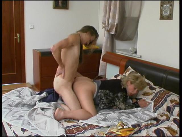 Порно тетю на камера