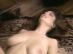 Hot vintage cock fucking for this lovely slut